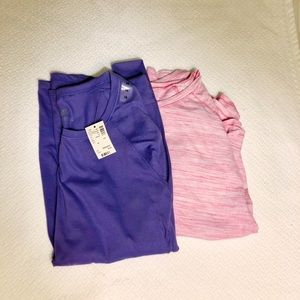 Justice girls long sleeve shirts size 16